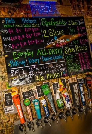 Hoboken Pizza & Beer