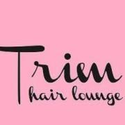 Trim Lounge logo